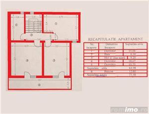 2 VILE P+E, Teren total-742 mp, interior la gri, str.Manastirii - imagine 8