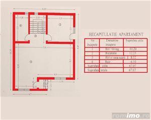 2 VILE P+E, Teren total-742 mp, interior la gri, str.Manastirii - imagine 7