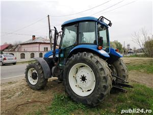 Vand tractor New Holland TD 95 PLUS, 4X4, an 2007, 95CP, 3400 ore - imagine 3