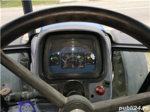 Vand tractor New Holland TD 95 PLUS, 4X4, an 2007, 95CP, 3400 ore - imagine 5