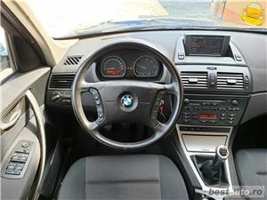 Bmw Seria X,GARANTIE 3 LUNI,AVANS 0,RATE FIXE,Motor 2000 TDI,150 cp,4x4 - imagine 8