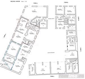 Odobescu-Maternitate,  spatii comerciale/birouri cu suprafete intre 44-200 mp - imagine 1