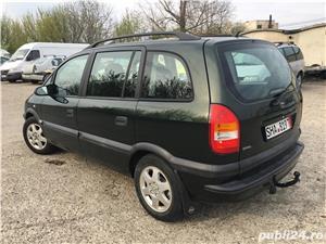 Opel zafira 1,8i klima 7 locuri - imagine 3
