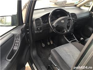 Opel zafira 1,8i klima 7 locuri - imagine 6
