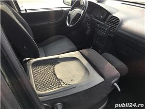 Opel zafira 1,8i klima 7 locuri - imagine 7