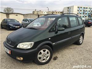 Opel zafira 1,8i klima 7 locuri - imagine 2