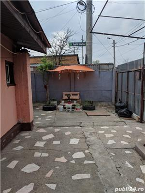 Petricani,Plumbuita casa 4 cam. si teren 150 mp - imagine 4