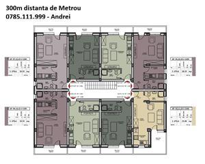 Fix langa Metrou Dimitrie Leonida (300m) - garsoniera ideala investitie - imagine 2