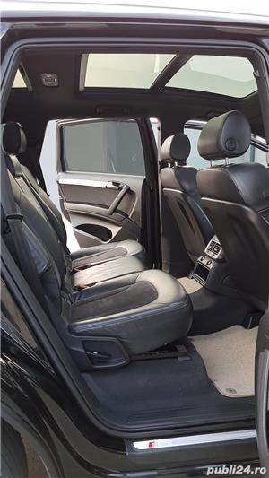 Audi Q7 - S-LINE - 3.0 TDI Diesel Quattro  - imagine 8
