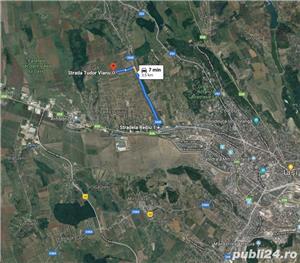 Ocazie! Teren Intravilan Podis Beldiman, 615 mp din care 106 cota indiviza - imagine 12
