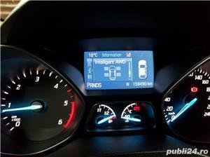 Ford Kuga Titanium 163 CP, 4x4, Automat, Xenon, Navigatie, Inmatriculat, Nerulat Ro - imagine 16