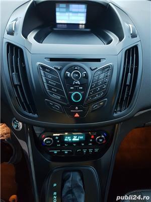 Ford Kuga Titanium 163 CP, 4x4, Automat, Xenon, Navigatie, Inmatriculat, Nerulat Ro - imagine 17