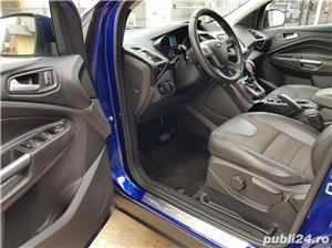 Ford Kuga Titanium 163 CP, 4x4, Automat, Xenon, Navigatie, Inmatriculat, Nerulat Ro - imagine 11