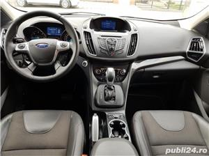 Ford Kuga Titanium 163 CP, 4x4, Automat, Xenon, Navigatie, Inmatriculat, Nerulat Ro - imagine 12