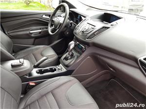 Ford Kuga Titanium 163 CP, 4x4, Automat, Xenon, Navigatie, Inmatriculat, Nerulat Ro - imagine 13