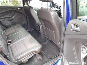 Ford Kuga Titanium 163 CP, 4x4, Automat, Xenon, Navigatie, Inmatriculat, Nerulat Ro - imagine 15