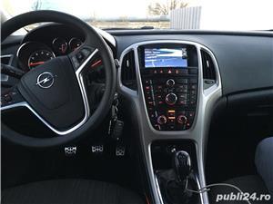 Opel astra 1,4i full klima 2011 navi xenon - imagine 7