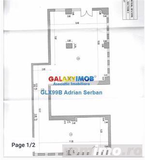 Inchiriere spatiu comercial, 162mp Open Space, Soseaua Chitilei - imagine 4