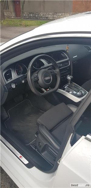 Audi A5 S Line  - imagine 8