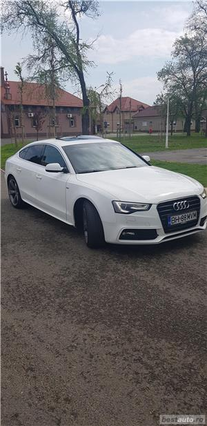 Audi A5 S Line  - imagine 3