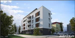 Apart. 2 cam. 55 mp+ terasa, zona Consiliul Judetean, INCOGNITO RESIDENCE - imagine 2