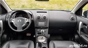SUV Qashqai+2, 2.0TD,inmatric ro, E5, piele,navigatie,trapa,2012,panoramic - imagine 8