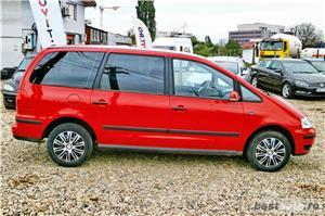 VW SHARAN Facelift - 7 LOCURI - 1.9 TDI vanzare in RATE FIXE cu avans 0%. - imagine 8