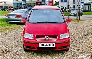 VW SHARAN Facelift - 7 LOCURI - 1.9 TDI vanzare in RATE FIXE cu avans 0%. - imagine 2