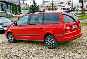 VW SHARAN Facelift - 7 LOCURI - 1.9 TDI vanzare in RATE FIXE cu avans 0%. - imagine 4