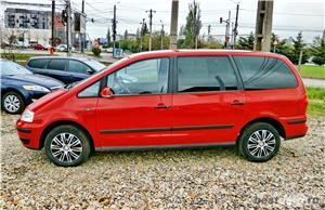 VW SHARAN Facelift - 7 LOCURI - 1.9 TDI vanzare in RATE FIXE cu avans 0%. - imagine 7
