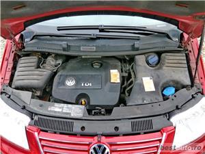 VW SHARAN Facelift - 7 LOCURI - 1.9 TDI vanzare in RATE FIXE cu avans 0%. - imagine 18