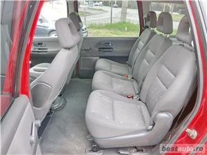 VW SHARAN Facelift - 7 LOCURI - 1.9 TDI vanzare in RATE FIXE cu avans 0%. - imagine 10