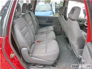 VW SHARAN Facelift - 7 LOCURI - 1.9 TDI vanzare in RATE FIXE cu avans 0%. - imagine 11