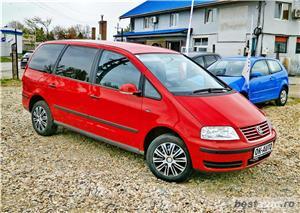 VW SHARAN Facelift - 7 LOCURI - 1.9 TDI vanzare in RATE FIXE cu avans 0%. - imagine 20