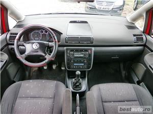 VW SHARAN Facelift - 7 LOCURI - 1.9 TDI vanzare in RATE FIXE cu avans 0%. - imagine 16