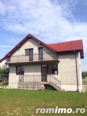 Casa D+P+M.  6 camere, garaj pentru doua masini. - imagine 2