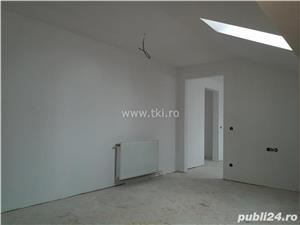 Apartament 5 camere la mansarda de vanzare Sibiu zona Strand - imagine 5