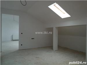 Apartament 5 camere la mansarda de vanzare Sibiu zona Strand - imagine 4