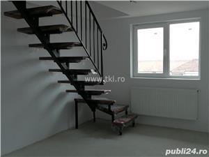 Apartament 5 camere la mansarda de vanzare Sibiu zona Strand - imagine 8