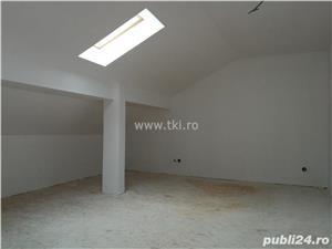 Apartament 5 camere la mansarda de vanzare Sibiu zona Strand - imagine 2