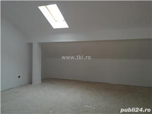 Apartament 5 camere la mansarda de vanzare Sibiu zona Strand - imagine 3