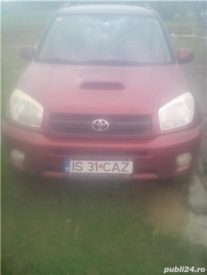 Toyota rav4 - imagine 1