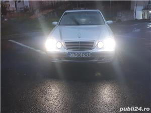 Vând Mercedes-Benz W 210 E-Class 270 CDI facelift 125 KW / 170 CP. - imagine 18