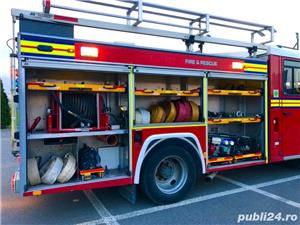 Masina de pompieri - imagine 9