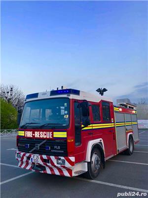 Masina de pompieri - imagine 10