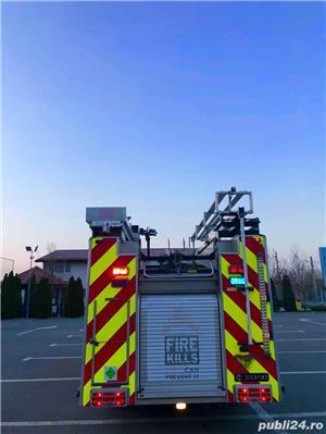 Masina de pompieri - imagine 4