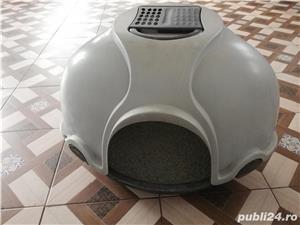 Litiera pisica - Pentru pisicile care sapa sa ajunga in China - imagine 1