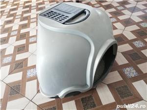 Litiera pisica - Pentru pisicile care sapa sa ajunga in China - imagine 2