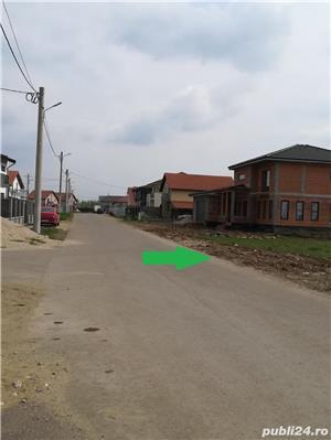 Proprietar, vând teren construcții case, cartier Belvedere, Dumbrăvița - imagine 3