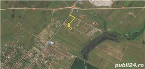 Proprietar, vând teren construcții case, cartier Belvedere, Dumbrăvița - imagine 5
